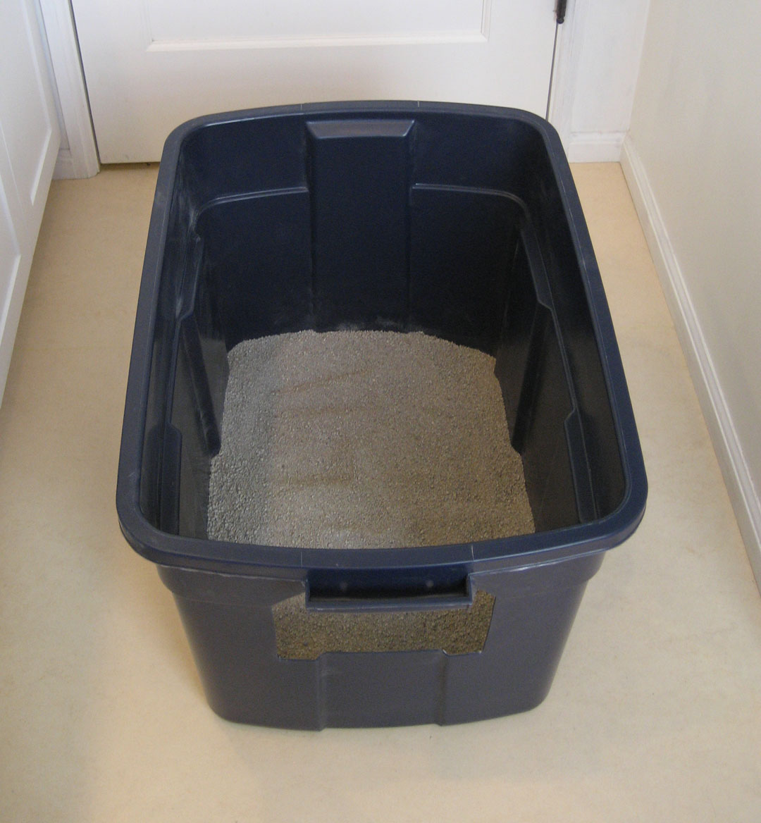 Diy Make Your Own Cat Litter Box Pet Project
