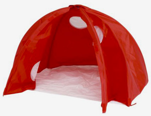 And the IKEA kidu0027s tent Korall Anemon makes a great collapsible dog tent. We took Saffron c&ing for the first time this ...  sc 1 st  Pet Project & We Like: IKEA Kidu0027s Tent u2013 Pet Project