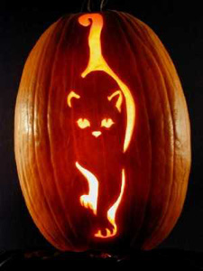 Friday Fun: Cat Jack-O-Lanterns – Pet ProjectCat Jack O Lantern Patterns
