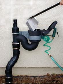 Powerloo Amp Wasteaway Outdoor Poop Flushers Pet Project