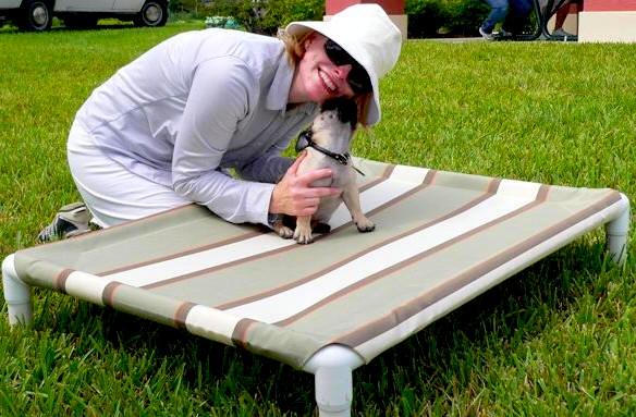 Diy Elevated Dog Bed Like Kuranda Pet Project