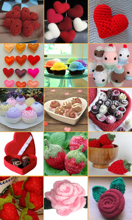 Catnip Toys For Valentine S Day : Diy over different cat toys to sew knit crochet or